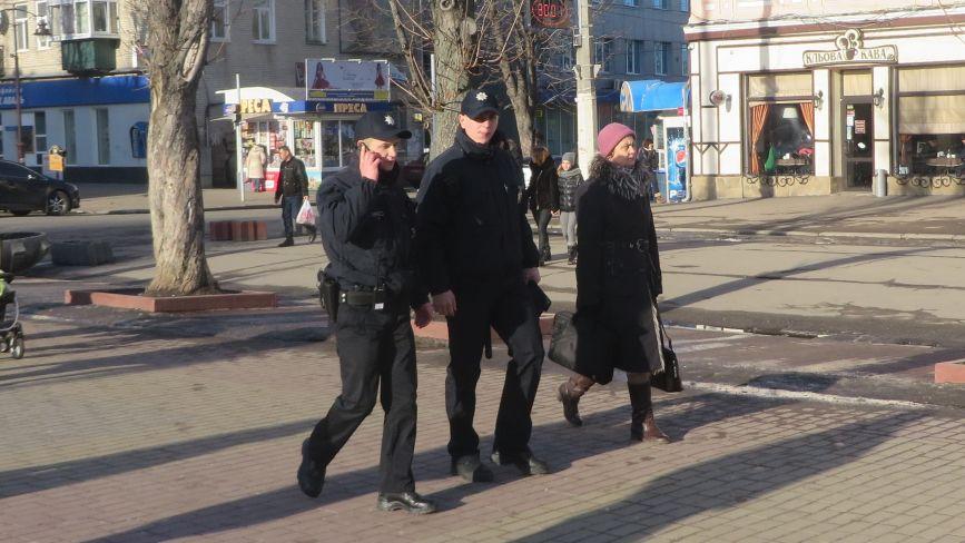 Як працюватиме піший патруль у Хмельницькому