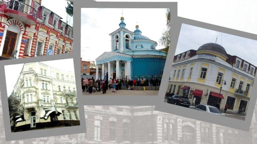ТОП-5 найстаріших будинків Хмельницького