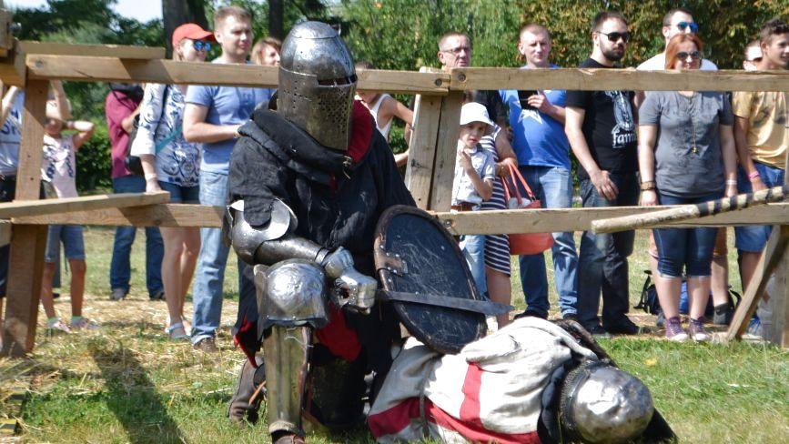«Старкон фест»: яким був перший середньовічний фестиваль у Старокостянтинові