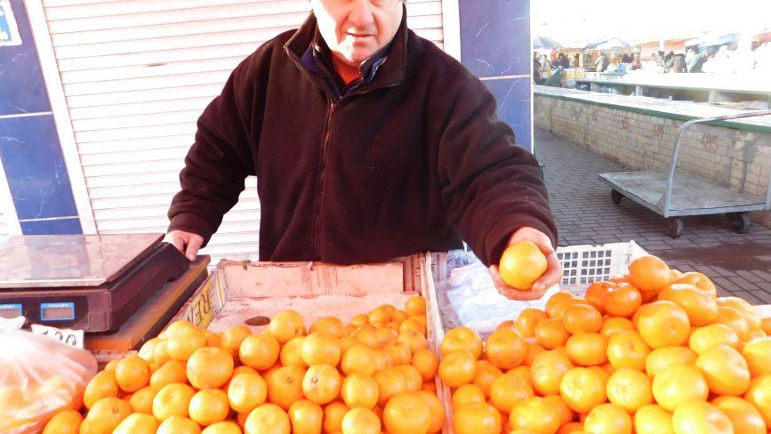Як правильно обрати мандарини: рекомендації від хмельницьких продавців