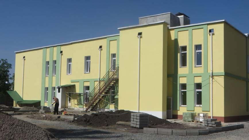 Новий садочок у Гречанах відкриється 1 вересня. Як він виглядає всередині