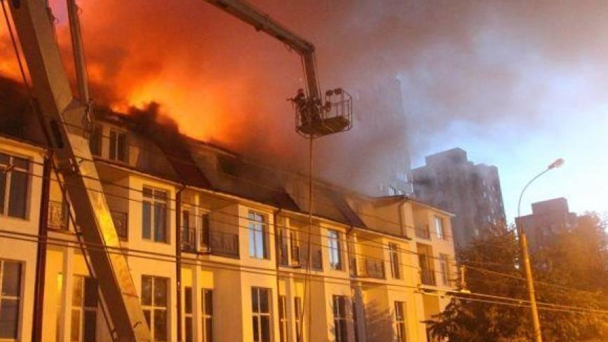 Згоріла меблева фабрика: про розслідування і гроші з бюджету Хмельницького
