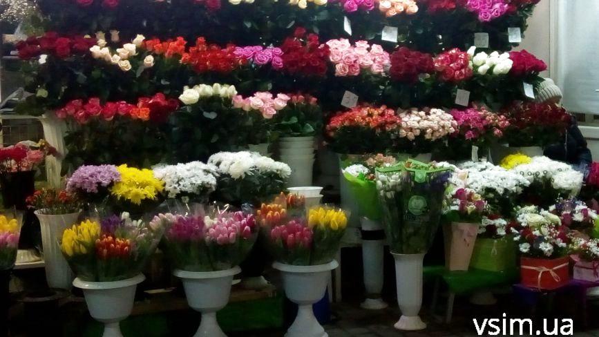 Від природи з любов'ю. Скільки коштують квіти в День Святого Валентина у Хмельницькому