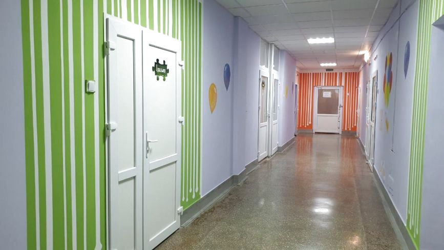 Понад 1,6 мільйона витратили на ремонт відділення Хмельницької дитячої лікарні: що там зробили