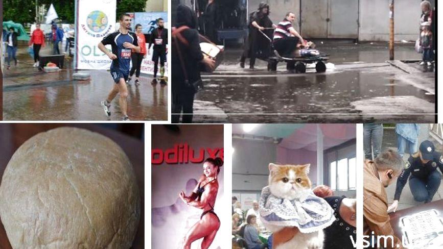 Подорожчання хліба, міський забіг та удар негоди: ТОП-7 новин тижня у Хмельницькому