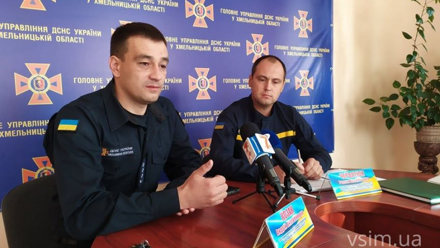 """Стоп корупції: як в Хмельницькій ДСНС борються з """"негідниками в погонах"""""""