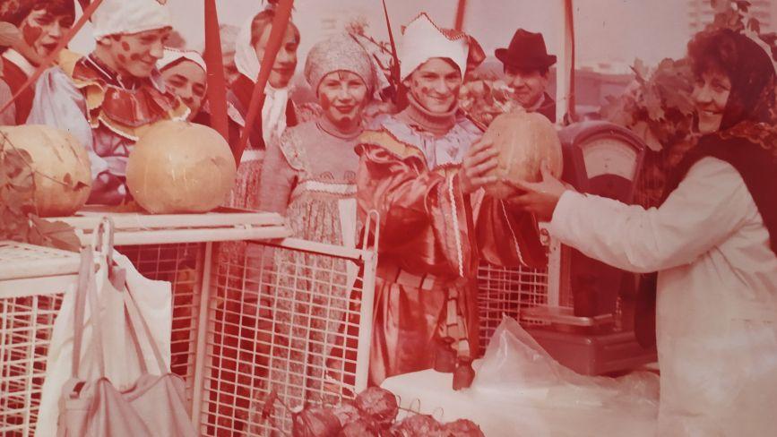 День міста у Хмельницькому: як святкували десятки років тому (ФОТО)