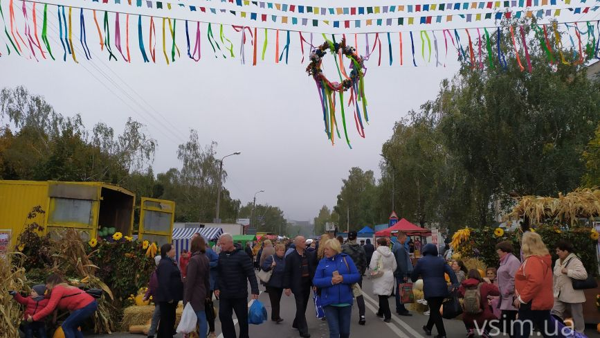 Сільськогосподарський ярмарок на Прибузькій: що продають і які ціни