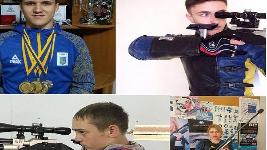 Хмельничани настріляли медалі на чемпіонаті України