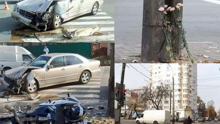 У смертельній ДТП з 11-річною дитиною поки один підозрюваний - мотоцикліст