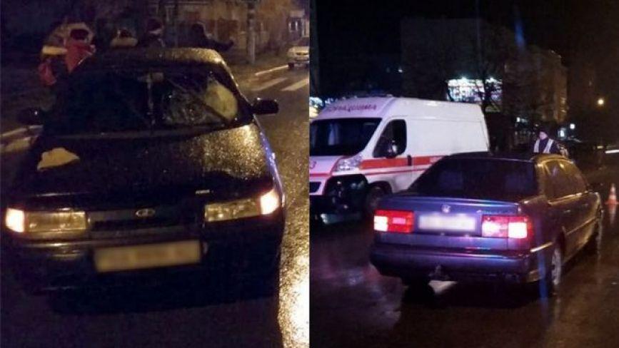 ДТП на Хмельниччині: постраждали дитина і молода дівчина