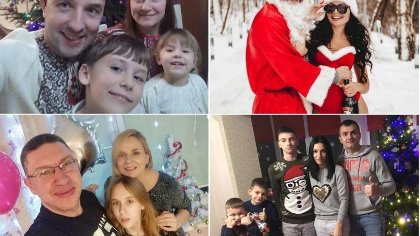 Як святкували зимові свята хмельницькі чиновники та депутати: підбірка фото
