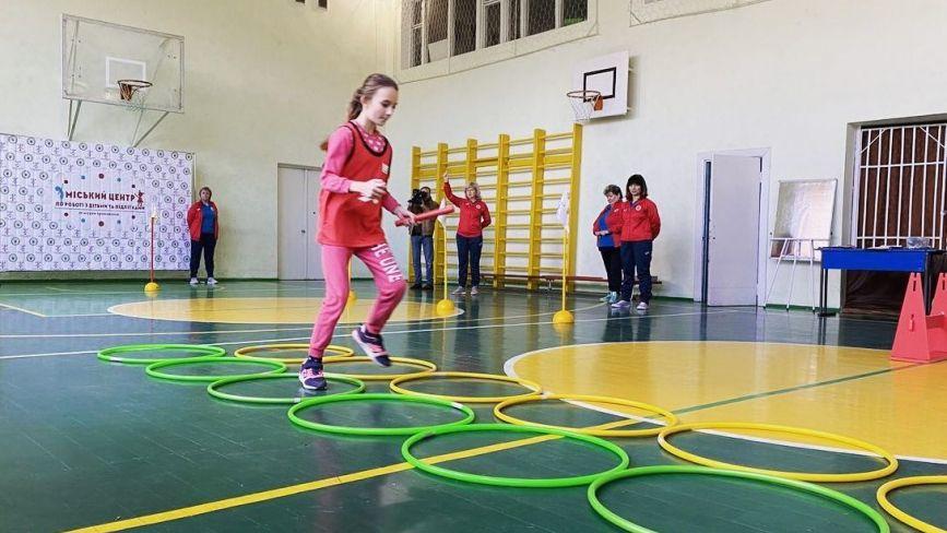 У Хмельницькому стартувала шкільна легкоатлетична ліга IAAF