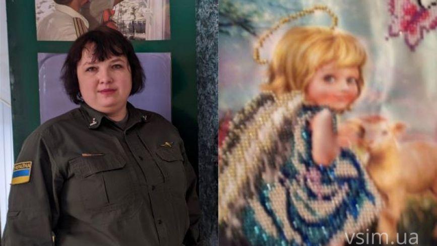 20 років в берцах: як підполковниця з Хмельницького керує БТРом і вишиває бісером