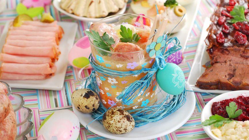 Готуємося до Великодня: де замовити продукти для святкового столу