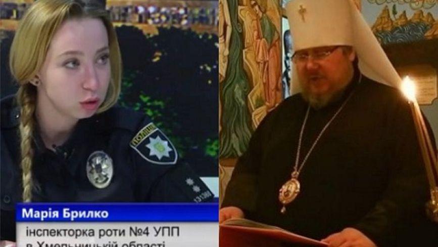 Поліцейські та священнослужителі розповіли, як минув Великдень у Хмельницькому