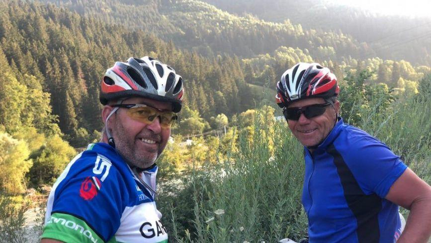 На ровері через всю країну: як хмельничанин подолав 1 500 км велосипедом