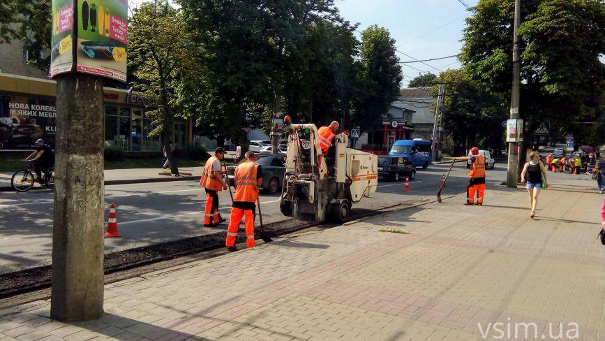 Затори через ремонти: де працюватимуть дорожники Хмельницького