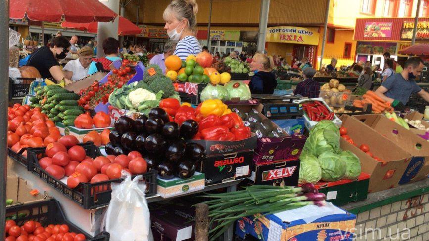 Сезон овочів та фруктів: які ціни у Хмельницькому