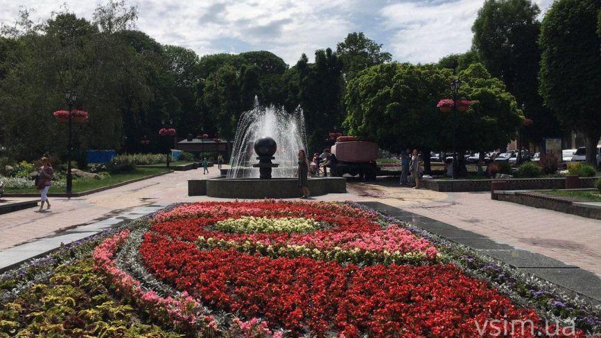 Красивий Хмельницький: як виглядає літнє місто