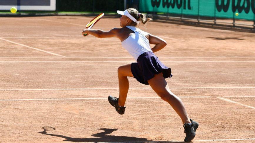 Хмельницька тенісистка здобула перемогу на Чемпіонаті України