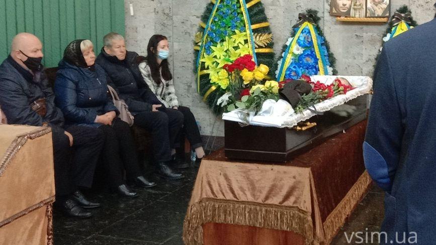 У Хмельницькому прощаються із загиблим військовим Олександром Фариною (ФОТО)