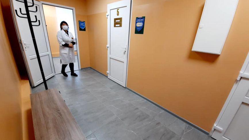 На Кам'янецькій облаштували амбулаторію за 2 мільйони (ФОТО)