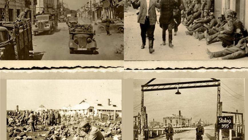 40 унікальних фото Проскурова у воєнні роки. Розповідаємо про той період