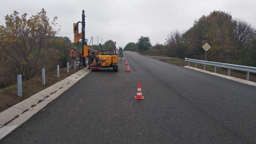 На Хмельниччині відремонтували 30 кілометрів траси Н-03 (ФОТО)