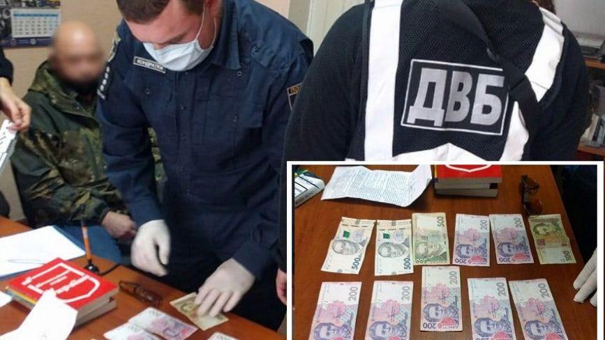 На Хмельниччині чоловік намагався підкупити слідчого поліції: не вдалося