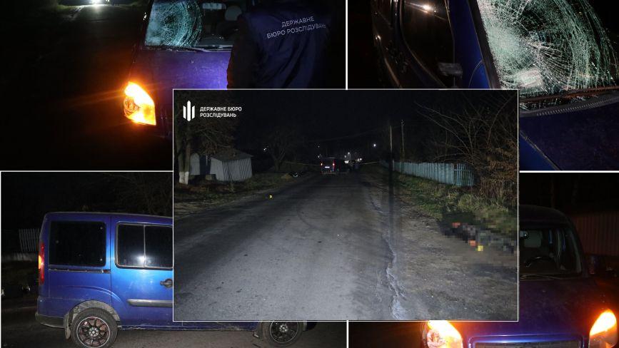 На Хмельниччині п'яний посадовець ДСНС на смерть збив пішохода (ФОТО)