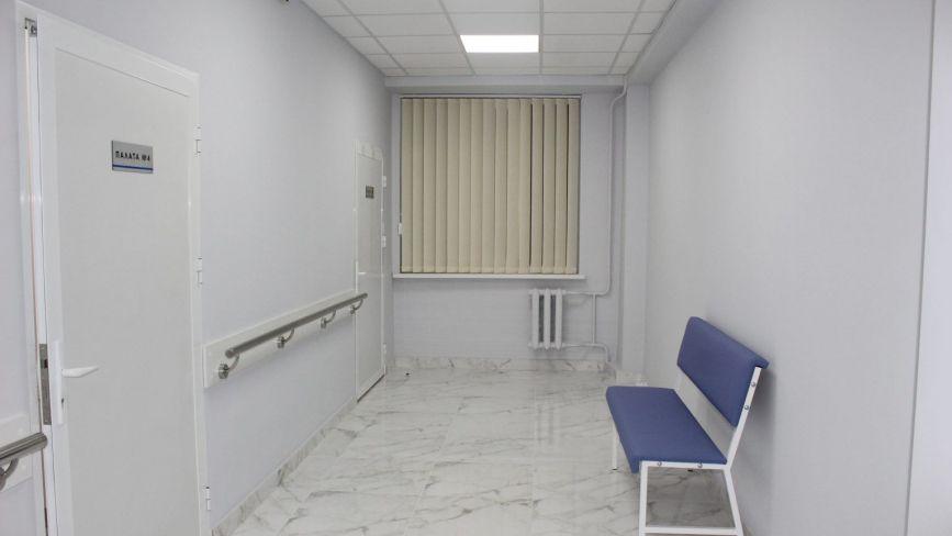 У Хмельницькій обласній лікарні відкрили новий інсультний центр (ФОТО)