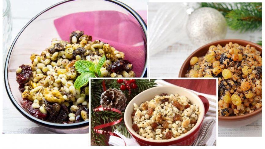 Традиційна і не зовсім: ТОП-3 рецепти куті на Різдво