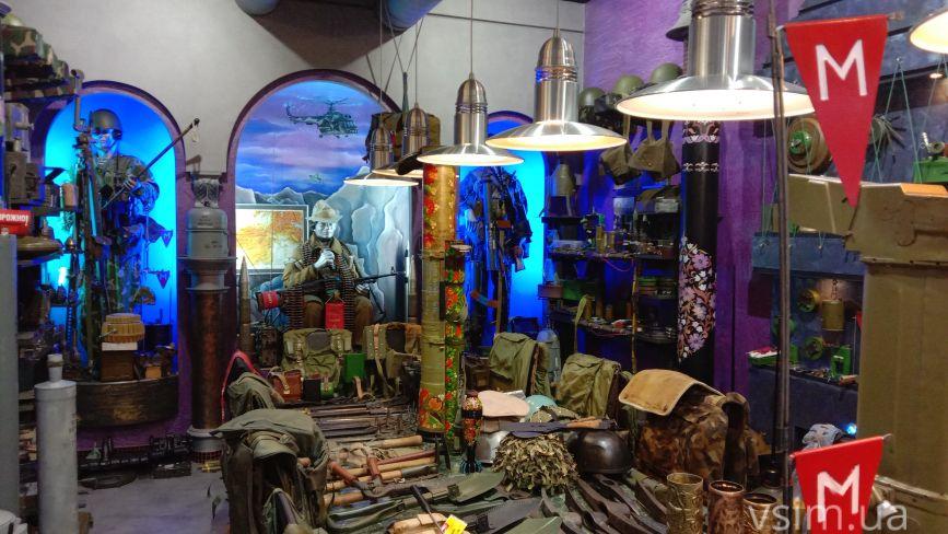 Що можна побачити в Хмельницькому музеї еволюції мін (ФОТО)