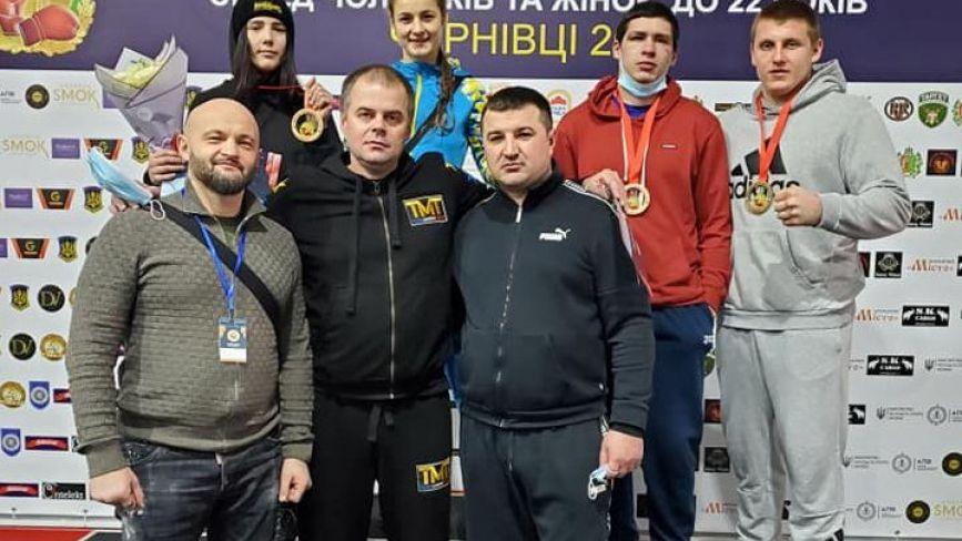 Хмельницькі боксери завоювали нагороди на чемпіонаті України (ФОТО)