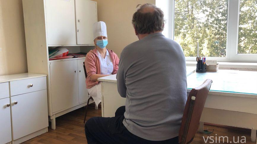 Подолав COVID-19 і захворів на туберкульоз: історія хмельничанина Володимира