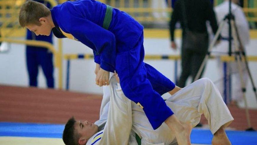 Хмельничанин Ілля Коваль переміг на чемпіонаті України з дзюдо (ФОТО)