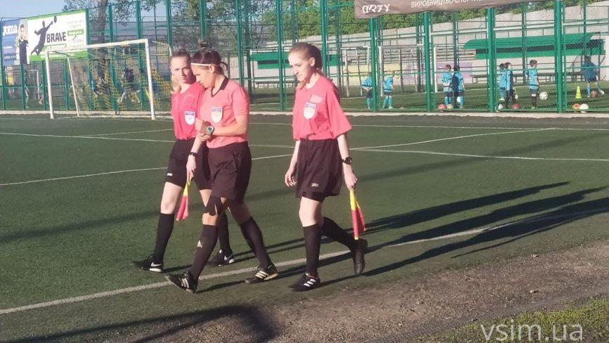 Чемпіонат Хмельницького з футболу стартував у Хмельницькому