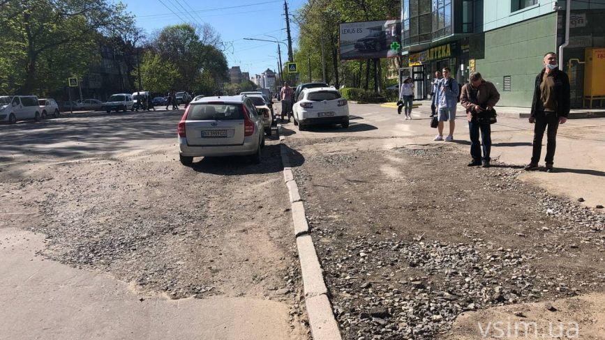 Чому довго не асфальтують вулиці після ремонтів «Хмельницькводоканалу»