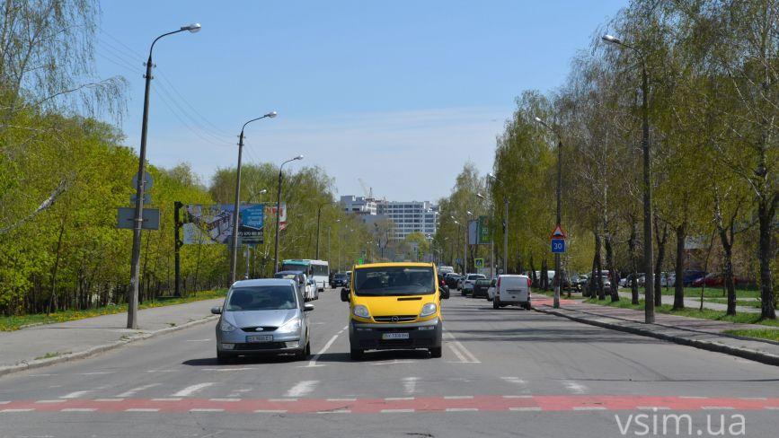 Що буде з транспортом на Прибузькій, де будують Палац спорту та «SportCity»