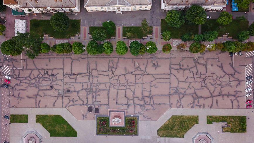 Реконструкція майдану Незалежності: що планували 4 роки тому і які перспективи