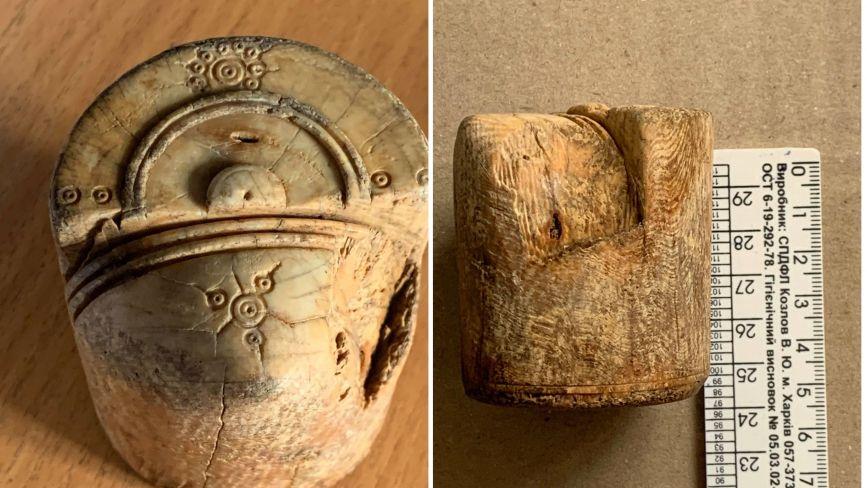 """""""Король замку"""". У Меджибожі відкопали унікальну знахідку (ФОТО)"""