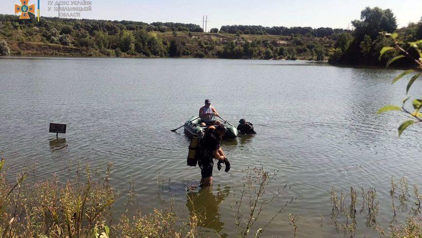З річки на Хмельниччині дістали тіло 41-річного чоловіка