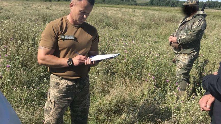 Сезон полювання на Хмельниччині: скільки порушників спіймали за вихідні
