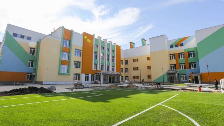 Коли відкриють нову школу на Озерній та що робитимуть далі (ФОТО)