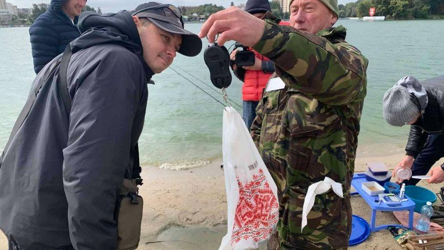 Чемпіонат Хмельницького з риболовлі: назвали переможців
