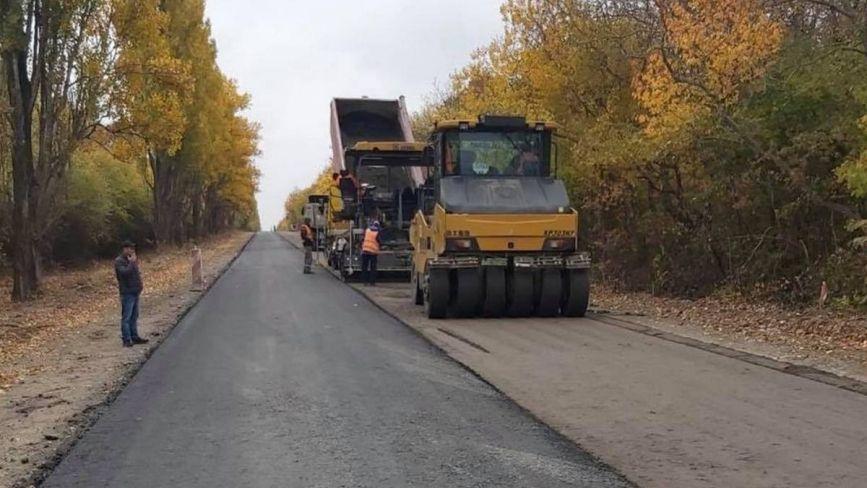 Ремонт дороги до Бакоти: на якому етапі зараз і що планують зробити (ФОТО)