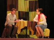 У Хмельницькому презентували ліричну комедію «Рок-н-рол на закате»