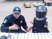 """""""Поліцейські ловлять бандитів, охороняють людей"""", - патрульні очима маленьких хмельничан"""