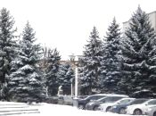 """""""Сонячно та сніжно"""": синоптики прогнозують теплі вихідні для хмельничан"""
